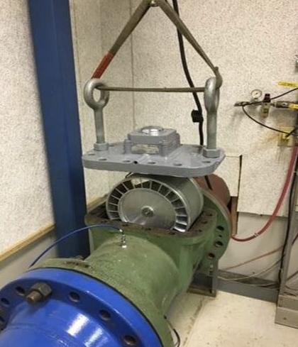 Natural Gas Turbine Meter